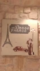 "Tableau ""Douce France"""